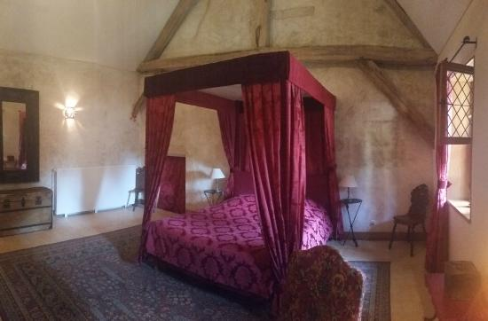 Concremiers, Francia: Chambre de Jeanne