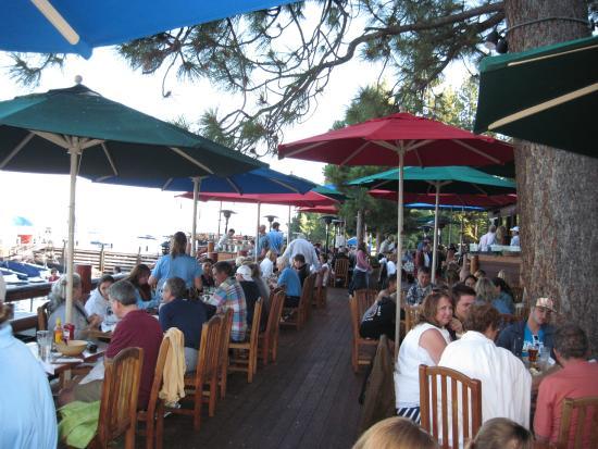Lake Tahoe Restaurants Sunnyside