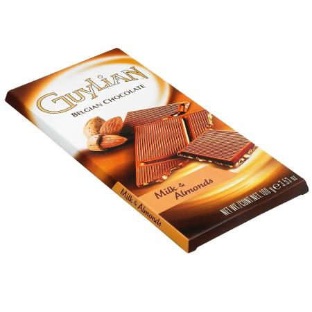 Guylian Chocolate Cafe Review