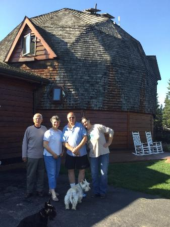 Healy, AK: The Four of Us
