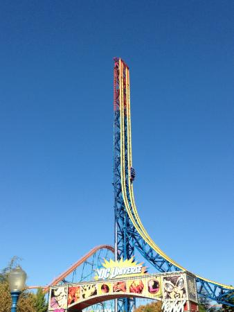 Superman Magic Mountain
