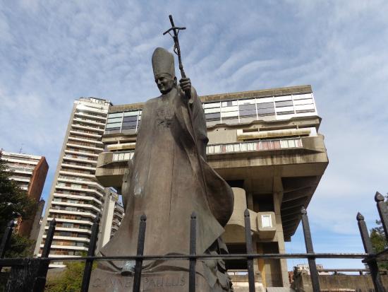 Monumento a Juan Pablo II