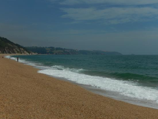 Slapton Sands - looking North