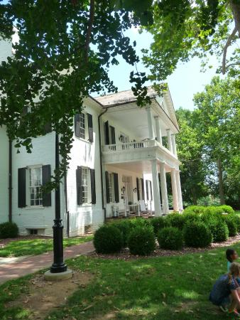 Rose Hill Manor Park & Museums: Rose Hill Manor