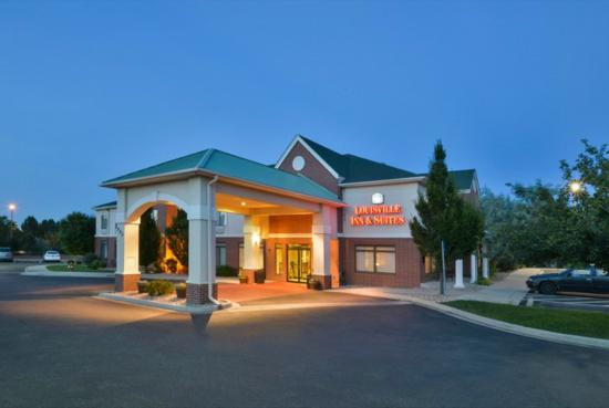 BEST WESTERN PLUS Louisville Inn & Suites: Welcome