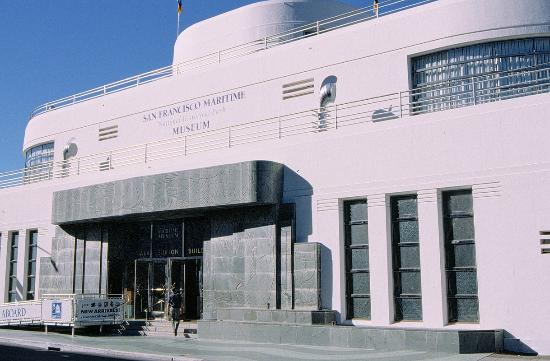 San Francisco Maritime Museum/Aquatic Park Bathhouse Building