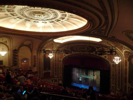 teatro picture of cadillac palace theatre chicago tripadvisor. Cars Review. Best American Auto & Cars Review