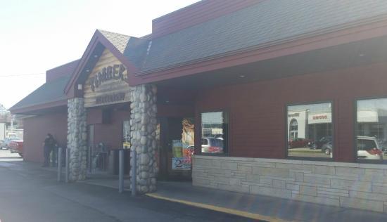 Timbers Restaurant, Winona, MN