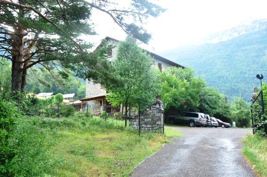 Hotel-Apartamentos de Montana Uson: Acceso al hotel