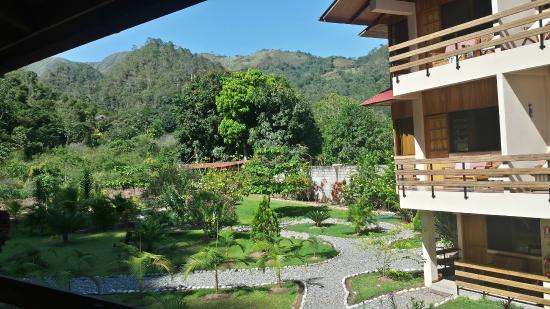 Vista desde el comedor - Picture of Monte Prado Hotel Chanchamayo ...