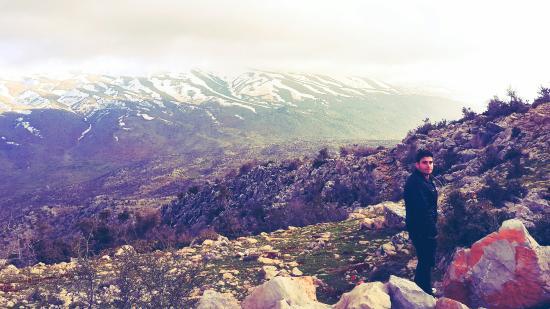 Líbano: Mount Hermon