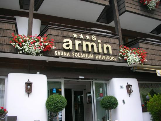 Hotel Armin : Front of the hotel