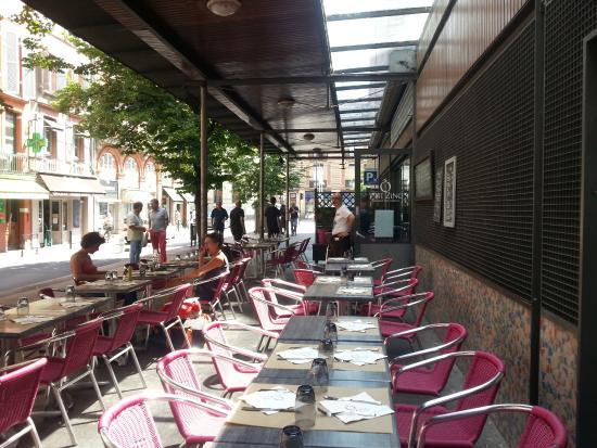 O 39 petit zinc toulouse restaurant avis num ro de for O cuisine toulouse