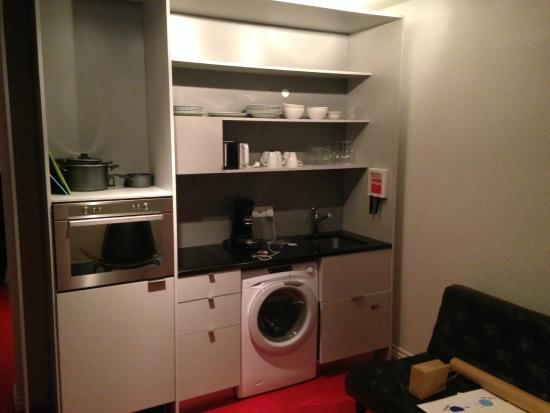 Good Apartment K: Deluxe Studio