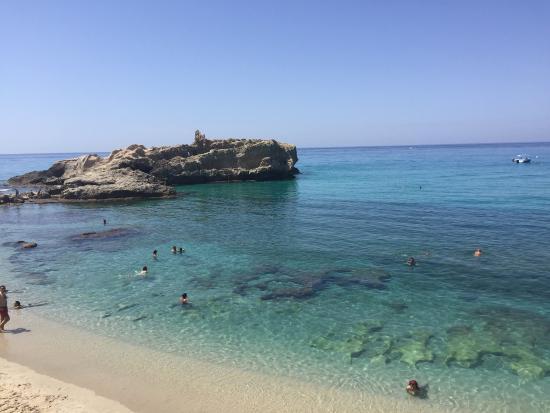 Spiaggia di Riaci - Picture of Spiaggia di Riaci, Ricadi ...