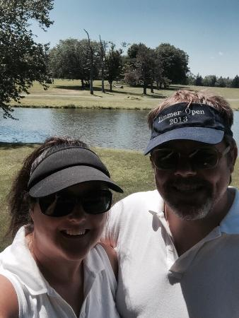 Douglassville, Пенсильвания: Great day of golf at arrowhead golf course