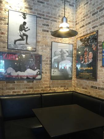 Raising Cane's : We went the one close to Perkins Rowe, the service was excellent, and the food was great!
