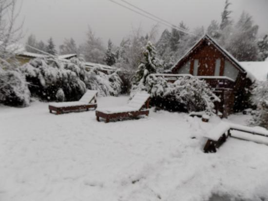 Alaska Hostel: EL HOSTEL NEVADO!!!