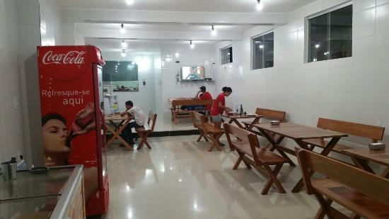 Pizzaria Baia Dos Corais