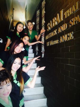 Knull Sidor San Sabai Thai Massage