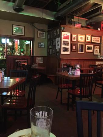 Poe's Pub: We realized this place is just a hole in the wall joint but it is well worth the trip. Jenelle o