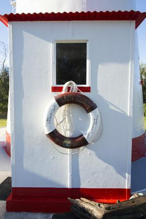 Lady Elliot Island Lighthouse: Every little detail has been taken in to account
