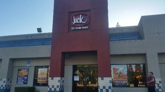 ‪Jack in the Box‬