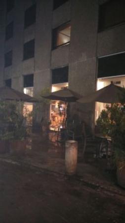 Hotel Bristol: Vista de noche