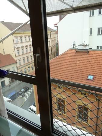 Design Hotel Josef Prague: Vista