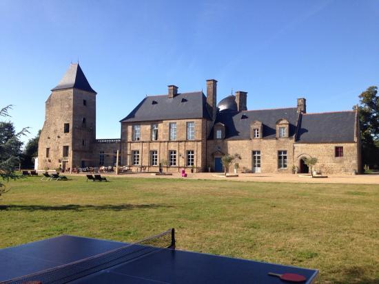 Chateau Du Bois Guy Parigné - Chateau du Bois Guy Foto di Chateau du Bois Guy, Parigne TripAdvisor