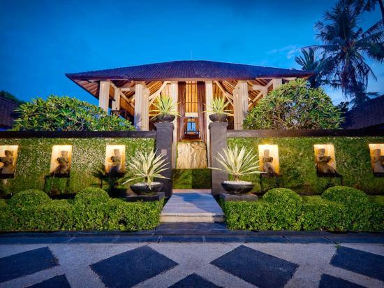 Villa Ylang Ylang - Entrance