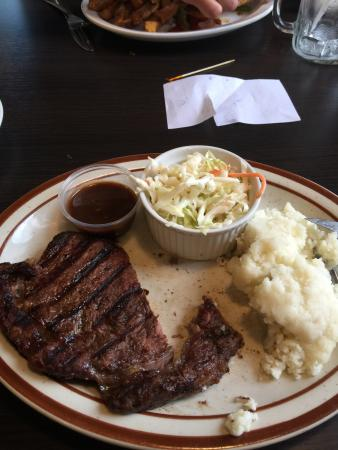 Pat and Kevin's on the Square : Great food and atmosphere