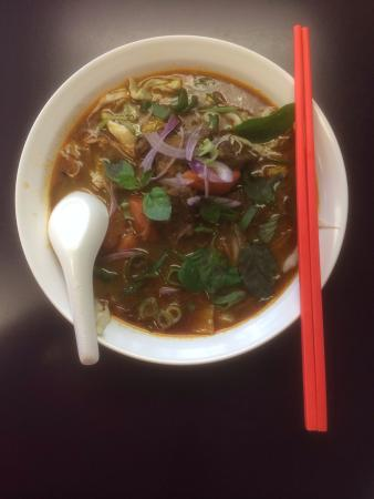 Seaford Rise, Australia: Vietnamese 5 spicy beeg noodle
