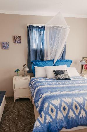 Twizel, New Zealand: Rua Cottage Bedroom