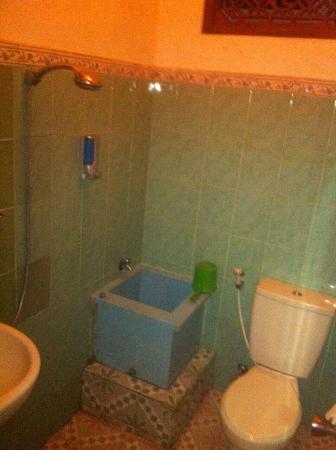 Agus Guest House: bathroom