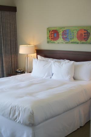 Depoe Bay, Орегон: Comfy bed!