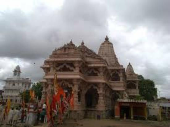 Sanwariaji Temple : Sanwaliyaji Temple