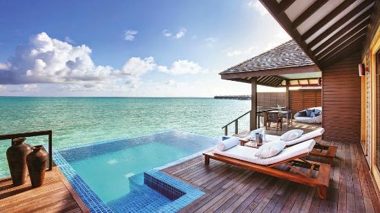 Dhonakulhi Island: Ocean Villa