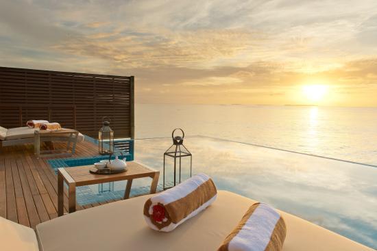 Hideaway Beach Resort & Spa: Ocean villa