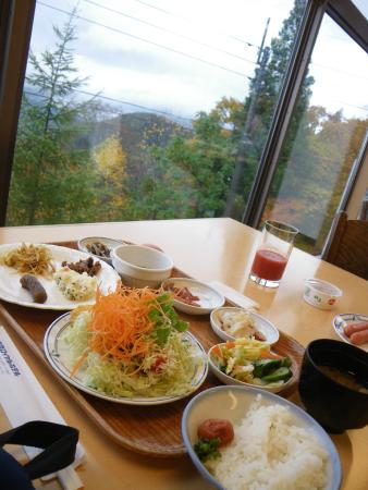 Aomori Winery Hotel: 2014.11 朝食
