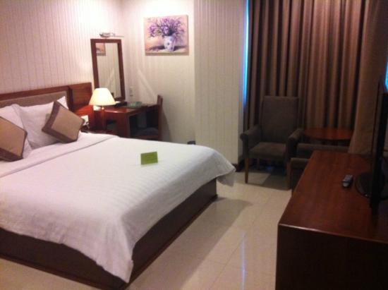 Aquari Hotel: Номер