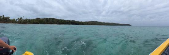 Safari Island Lodge: Heading to kite point