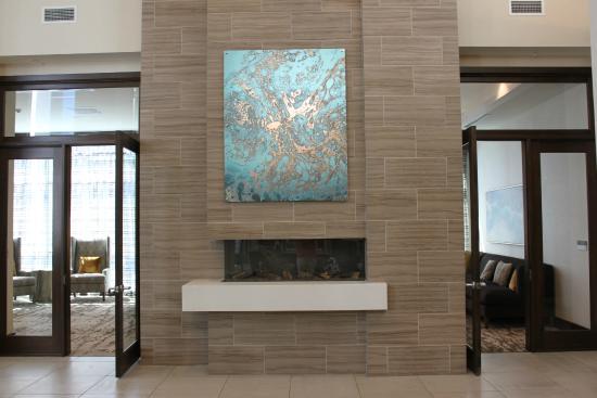 Hilton Garden Inn Palo Alto: Lobby