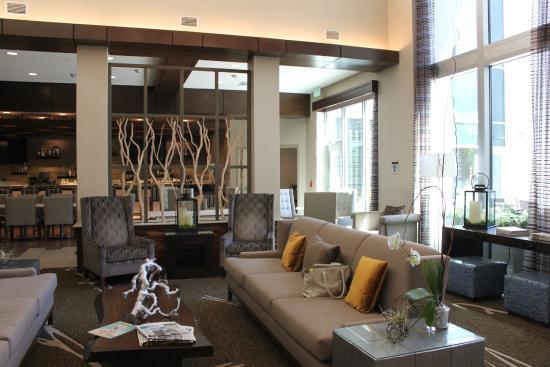 hilton garden inn palo alto lobby - Hilton Garden Inn Palo Alto