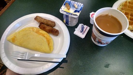 BEST WESTERN Pony Soldier Inn - Airport: Breakfast