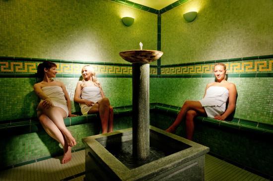 BEST WESTERN Hotel am Vitalpark: Laconium