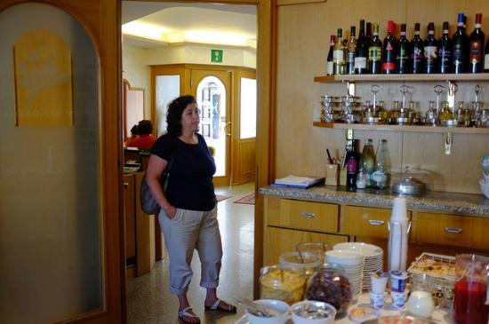 Hotel Silene: Breakfast