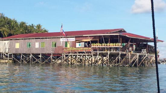 Mabul Backpackers : the place