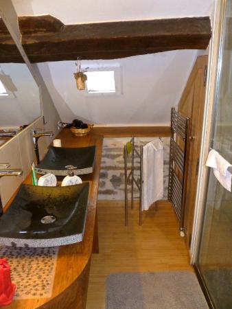 """TNature : Salle de bain chambre """"En Messepierre"""""""