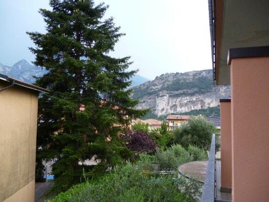 Hotel Holiday: Blick vom Balkon